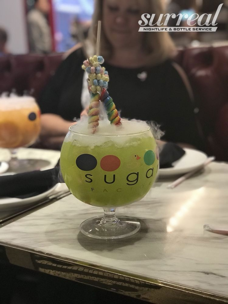 sugar factory drink sn